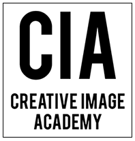 Creative Image Academy » Model & Talent Agency Logo
